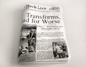 6The New York Lies