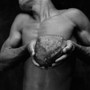 Mario Cravo Neto - Heart of Stone, 1990