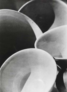 Paul Strand - Abstraction, Bowls, Twin Lakes, Connecticut, 1916