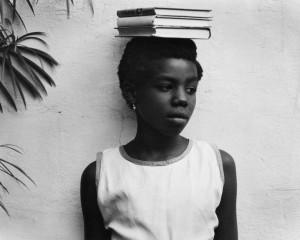 Paul Strand - Anna Attinga Frafra, Acra, Ghana, 1964