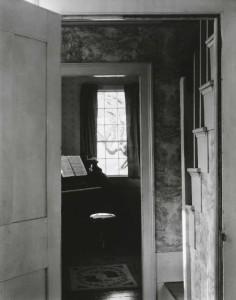 Paul Strand - Salón, Prospect Harbor, Maine, 1946